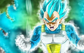 Картинка DBS, game, alien, anime, manga, powerful, Vegeta, Dragon Ball, strong, Dragon Ball Super, saiyan, by …
