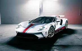 Картинка Ford, USA, White, Martini