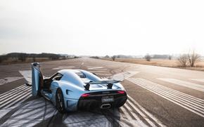 Картинка Koenigsegg, суперкар, гиперкар, Regera