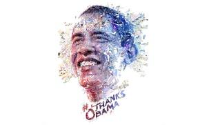 Картинка Президент, Barack Obama, Барак Обама