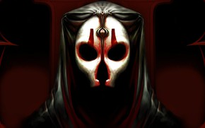 Картинка игра, маска, капюшон, Star Wars: The Old Republic