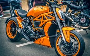 Картинка дизайн, стиль, байк, Ducati