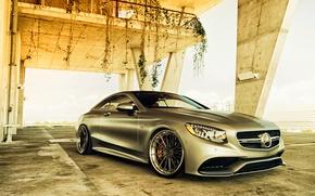 Обои купе, Mercedes-Benz, мерседес, AMG, Coupe, S-Class, C217
