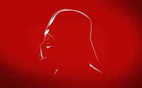 Картинка Star Wars, red, Darth Vader, sith lord, man, sith, helmet, powerful, strong, uniform