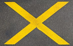Картинка wallpaper, yellow, texture, street, asphalt, no parking