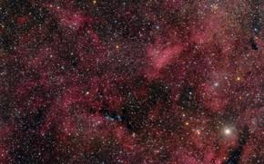 Картинка космос, звезды, красота