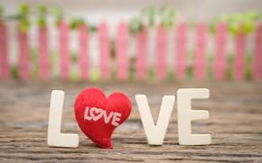Картинка любовь, сердце, red, love, heart, romantic