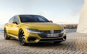Обои Volkswagen, фольксваген, Arteon, артеон