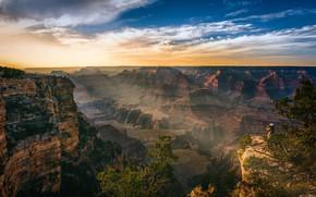 Обои природа, пейзаж, небо