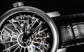 Картинка mechanism, clock, engineering