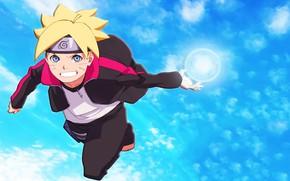 Картинка Naruto, anime, ninja, asian, manga, shinobi, japanese, oriental, asiatic, Boruto Naruto the Next Generations