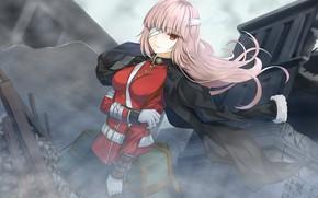 Обои арт, аниме, девушка, Fate / Grand Order