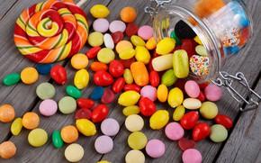 Картинка банка, сладости, леденец, конфетки