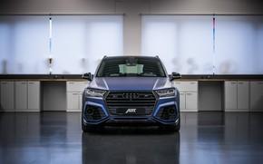 Обои Audi, ABT, SQ7, VAG, Vossen