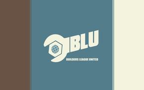 Картинка Blue, Valve, Team Fortress 2, Team, Steam