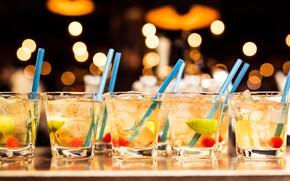 Картинка фон, коктейль, напитки