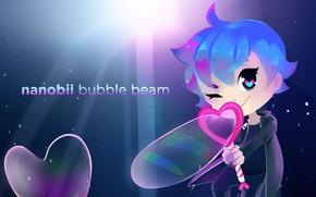 Картинка Music, Cover, Monstercat, nanobii, Bubble Beam