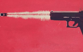 Обои cinema, film, pistol, weapon, car, movie, gun, Baby Driver