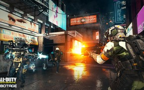 Картинка gun, Call of Duty, game, soldier, weapon, fight, rifle, DLC, seifuku, Call Of Duty Infinite …