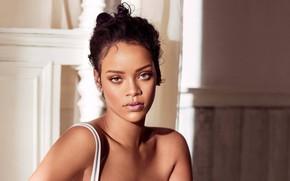 Обои певица, Rihanna, знаменитость