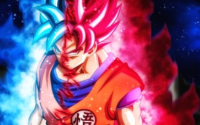 Картинка DBS, game, alien, anime, manga, Son Goku, powerful, Dragon Ball, strong, Goku, Dragon Ball Super, …