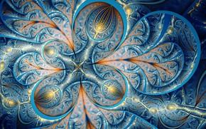 Обои абстракция, узоры, фракталы, графика