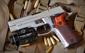 Обои пистолет, оружие, gun, pistol, weapon, Sig Sauer, P226, Sig P226, П226, Сиг Зауер