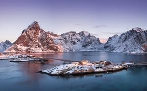 Картинка arctic, Sakrisøya, Norwegen