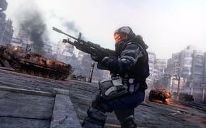 Картинка killzone, soldier, helghast