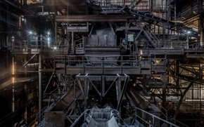 Картинка конструкция, завод, фабрика