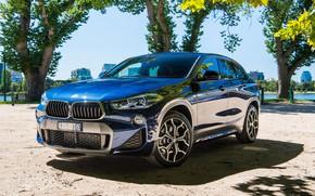 Картинка бмв, BMW, кроссовер, SUV, F39