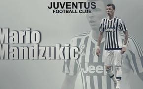 Картинка Ювентус, нападающий, Хорватский футболист, mario_mandzukic