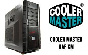 Картинка корпус, Cooler Master, HAF XM