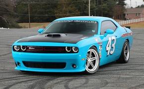 Картинка Dodge, Challenger, Wheels, Concave, SC3C, Forgeline