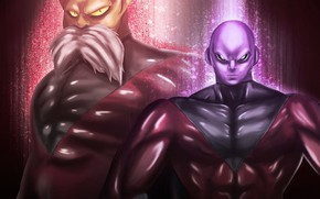 Картинка DBS, game, alien, anime, manga, powerful, Dragon Ball, strong, muscular, thorax, Dragon Ball Super, Jiren, …
