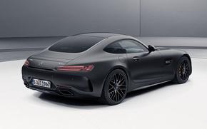 Картинка серый фон, Автомобиль, Mercedes-AMG GmbH