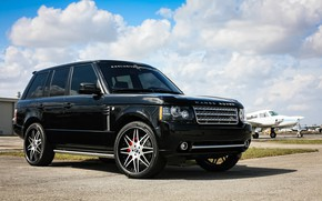Картинка Range Rover, Supercharged, Wheels, Forgiato, JL Audio, sound system