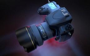 Обои Nikon, камера, D800E