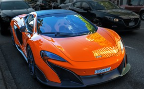 Картинка McLaren, Spider, 675LT