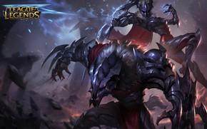 Картинка чудовище, League of Legends, Marauder