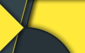 Обои текстура, линии, полосы, фигуры, жёлтый