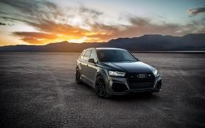 Обои Audi, ABT, VAG, LED