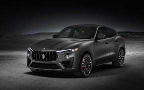 Картинка Maserati, кроссовер, Trofeo, Levante, 2019