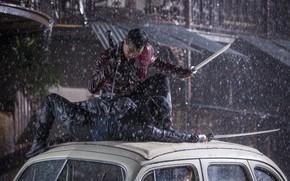 Картинка AMC, tv series, Netflix, Into the Badlands