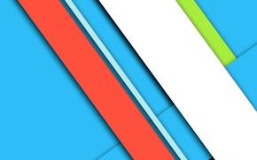 Обои линии, краски, полоса, слой, объем