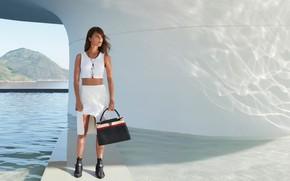 Картинка Louis Vuitton, Алисия Викандер, Alicia Vikander, Patrick Demarchelier, Spirit of Travel