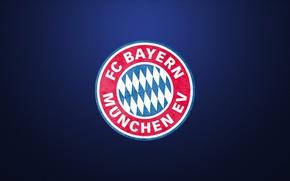 Картинка wallpaper, sport, logo, football, Bayern Munchen