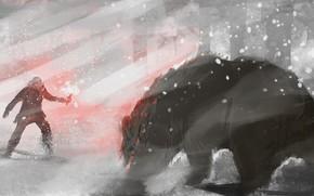 Картинка Арт, Art, Hinterland Studio, The Long Dark, Indie game