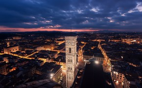Картинка Florence, Tuscany, Santo Spirito