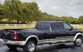 Картинка Dodge, Ram, long hauler